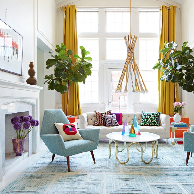 Bold Room Designs: 25 Bold Living Room Chairs You Will Want This Spring