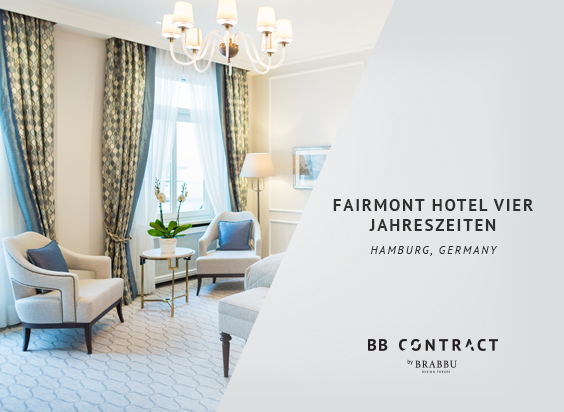 best projects The very best projects by BRABBU 4 Fairmont Hotel