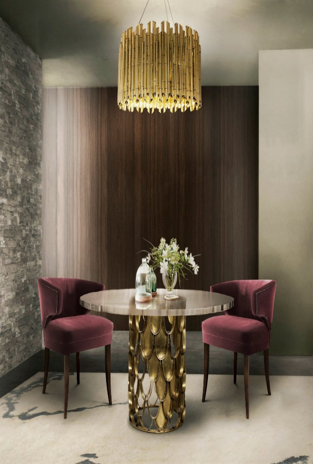 20 Stunning Dining Room Design Trends You Must Know dining room design 20 Stunning Dining Room Design Trends You Must Know DINING DECOR KOI dining round