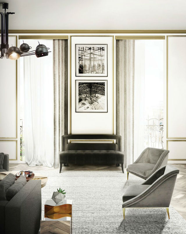 ... Discover A Parisian Home Decor Project Designed By Boca Do Lobo (4) Home  Decor