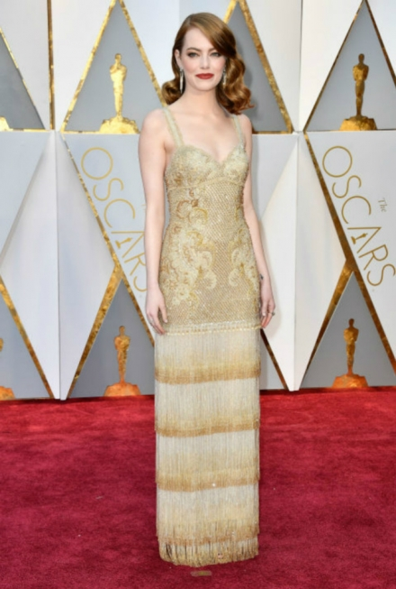 Top 10 Best Dressed Oscars 2017 By BRABBU's Fashion Police