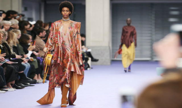 Get Inspired By The Best Moments At London Fashion Week 2017