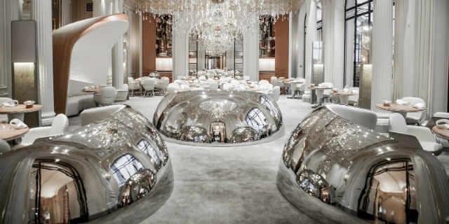5 Alain Ducasse Restaurants For Major Interior Design Inspiration