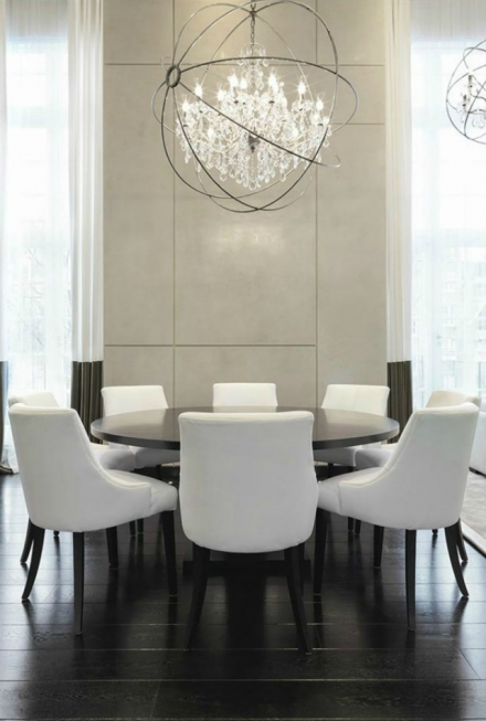 5 Great Dining Rooms From The Best UK Designers