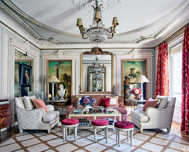 8 Sensational Living Room Ideas To Copy From Architectural Digest  living room ideas 8 Sensational Living Room Ideas To Copy From Architectural Digest designer living rooms 001