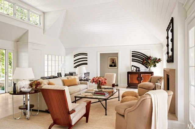 8 Sensational Living Room Ideas To Copy From Architectural Digest living room ideas 8 Sensational Living Room Ideas To Copy From Architectural Digest designer living rooms 005