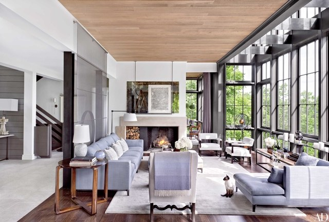8 Sensational Living Room Ideas To Copy From Architectural Digest  living room ideas 8 Sensational Living Room Ideas To Copy From Architectural Digest designer living rooms 006