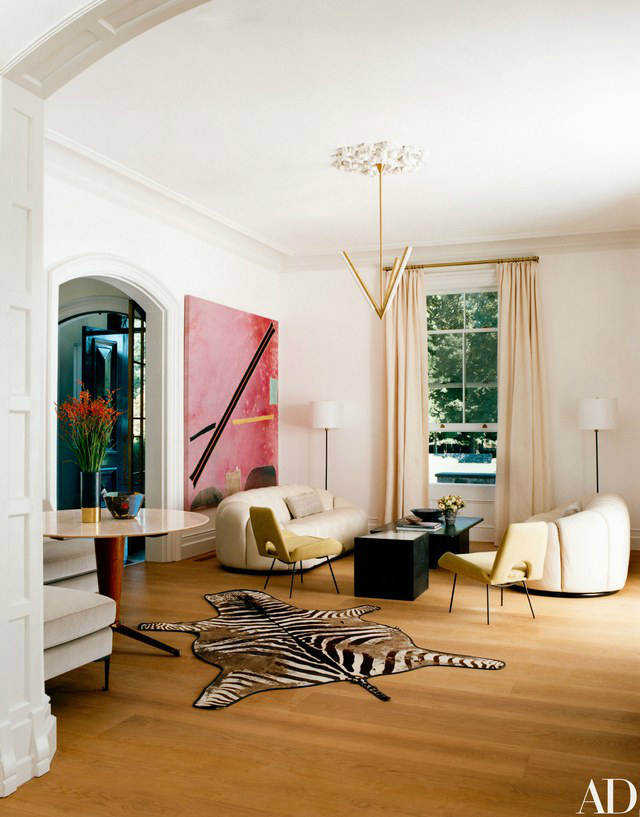 8 Sensational Living Room Ideas To Copy From Architectural Digest living room ideas 8 Sensational Living Room Ideas To Copy From Architectural Digest sara story hudson valley victorian home 16