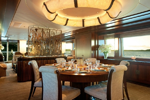 5 Great Dining Rooms From The Best UK Designers Great Dining Rooms 5 Great Dining Rooms From The Best UK Designers yatch