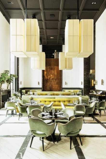 5 Stylish Restaurants In Paris For The Design Lover