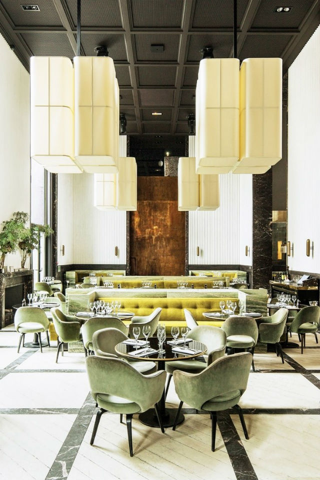 5 Stylish Restaurants In Paris For The Design Lover 5 Stylish Restaurants In Paris For The Design Lover 2