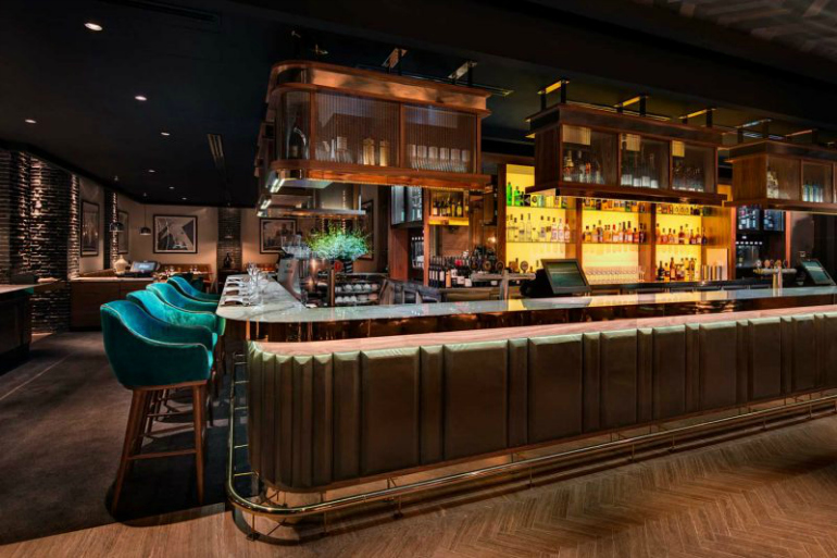7 Stunning Bar Stools From Hospitality Interiors In The World bar stools 7 Stunning Bar Stools From Top Hospitality Interiors Bourbon 1 1500 px