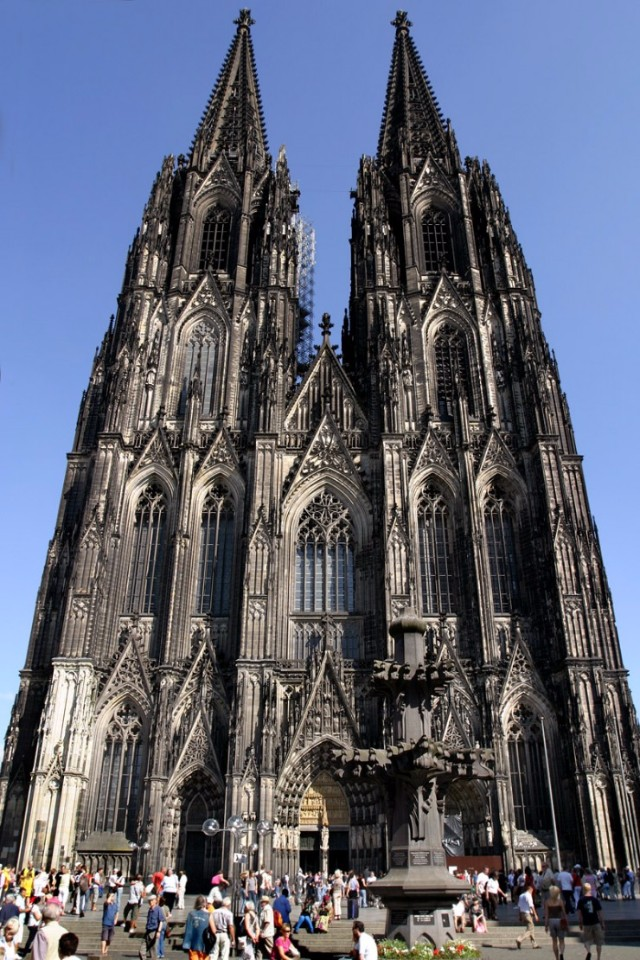 10 Iconic Germany Monuments That You Must Visit  10 Iconic Germany Monuments That You Must Visit Cologne Cathedral