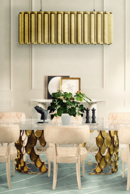 The Dining Room Furniture That Interior Design Dreams Are Made Of