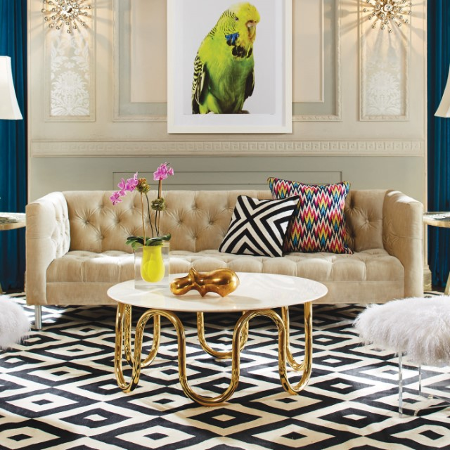 12 Interior Design Tips By Jonathan Adler That Will Get You Inspired  12 Interior Design Tips By Jonathan Adler That Will Get You Inspired Interior Design Tips 1