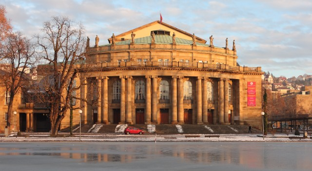 10 Iconic Germany Monuments That You Must Visit  10 Iconic Germany Monuments That You Must Visit Opernhaus im Schlossgarten