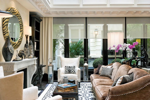 10 Impressive Living Room Ideas By The Best French Interior Designers  10 Impressive Living Room Ideas By The Best French Interior Designers PYR