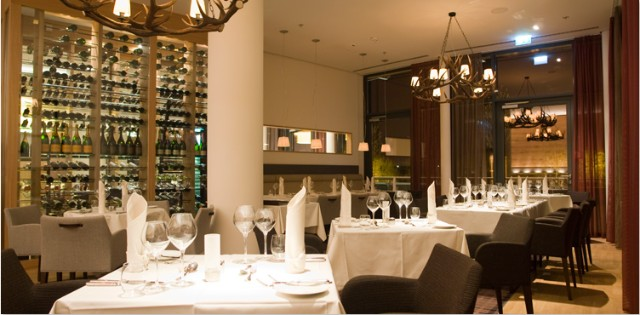 7 Memorable Restaurant Interior Design Projects In Germany