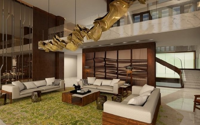 7 Striking Decor Ideas To Steal From Areen Design  7 Striking Decor Ideas To Steal From Areen Design Residential Private Residence China Ground Floor Lounge  1  1 670x419 1