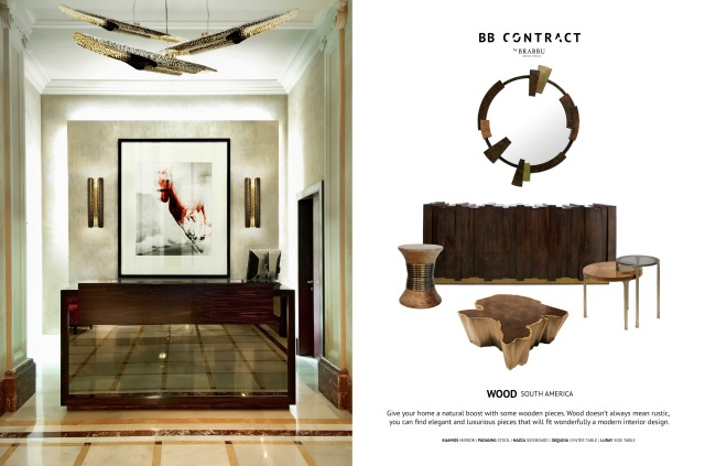 BB Contract's Guide To Picking The Right Material For A Hospitality Project WOOD