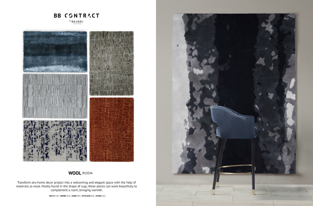 BB Contract's Guide To Picking The Right Material For A Hospitality Project WOOL