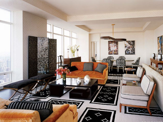 10 Impressive Living Room Ideas By The Best French Interior Designers  10 Impressive Living Room Ideas By The Best French Interior Designers aLberto pinto