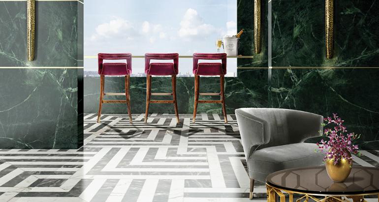7 Stunning Bar Stools From Hospitality Interiors In The World bar stools 7 Stunning Bar Stools From Top Hospitality Interiors brabbu hotel 9