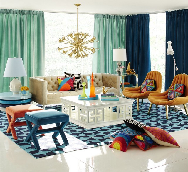 12 Interior Design Tips By Jonathan Adler That Will Get You Inspired  12 Interior Design Tips By Jonathan Adler That Will Get You Inspired colorful designs