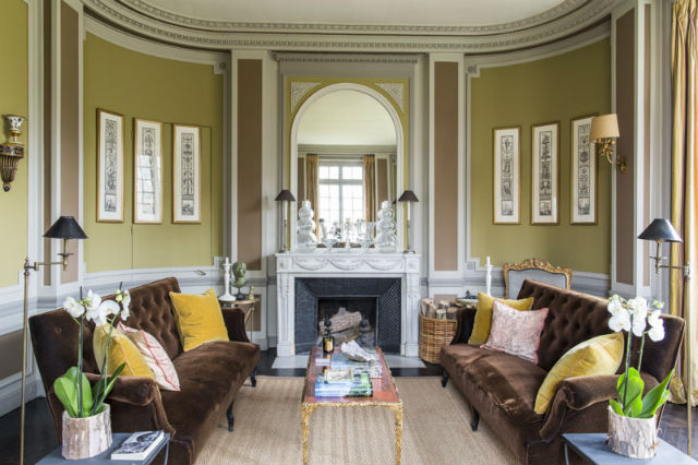 10 Impressive Living Room Ideas By The Best French Interior Designers  10 Impressive Living Room Ideas By The Best French Interior Designers deniot 2