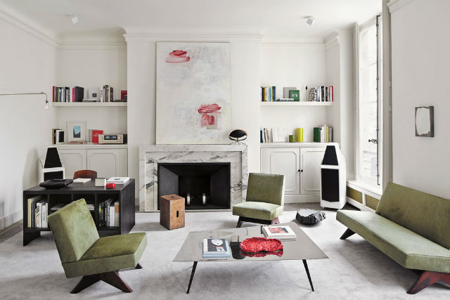 10 Impressive Living Room Ideas By The Best French Interior Designers  10 Impressive Living Room Ideas By The Best French Interior Designers joseph dirand