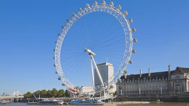 BRABBU's Travel Guide To London For The Design Lover londoneye
