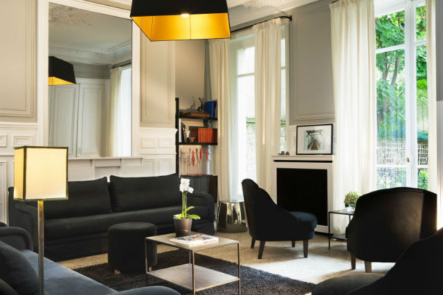 10 impressive living room ideas by the best french interior designers inspiration ideas. Black Bedroom Furniture Sets. Home Design Ideas