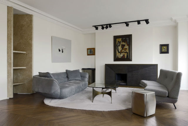 10 Impressive Living Room Ideas By The Best French Interior Designers  10 Impressive Living Room Ideas By The Best French Interior Designers tristan auer