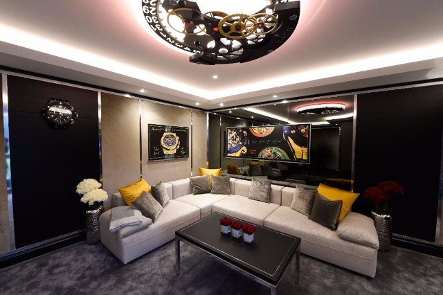 7 Impressive Decorating Ideas By STUDIOFORMA ARCHITECTS That Will Inspire You  7 Impressive Decorating Ideas By STUDIOFORMA ARCHITECTS That Will Inspire You HUBLOT SUITE 107 Atlantis Hotel Zurich