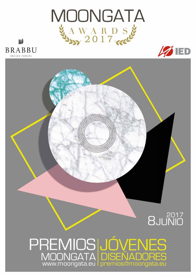 BRABBU Joins to Moongata Showroom for Moongata Design Awards 2017  BRABBU Joins to Moongata Showroom for Moongata Design Awards 2017 Moongata Awards Poster