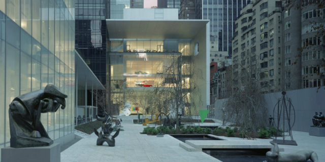 Celebrate Design In New York City During ICFF 2017 ICFF 2017 ICFF 2017: THE BEST PLACES IN THE CITY THAT YOU CAN'T MISS Museum of Modern Art