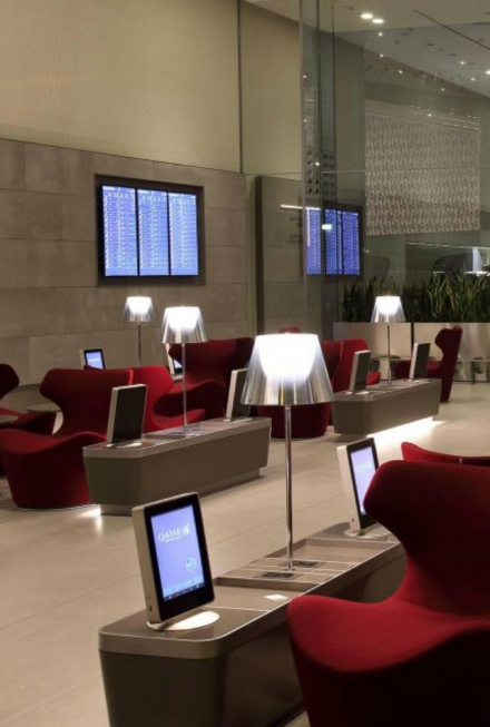 7 Airport Lounges That Will Inspire You To Travel More