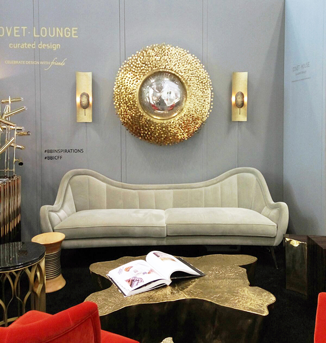 Icff 2017 Stands Worth A Visit According To Famous Interior Designers Inspiration Ideas Brabbu Design Forces