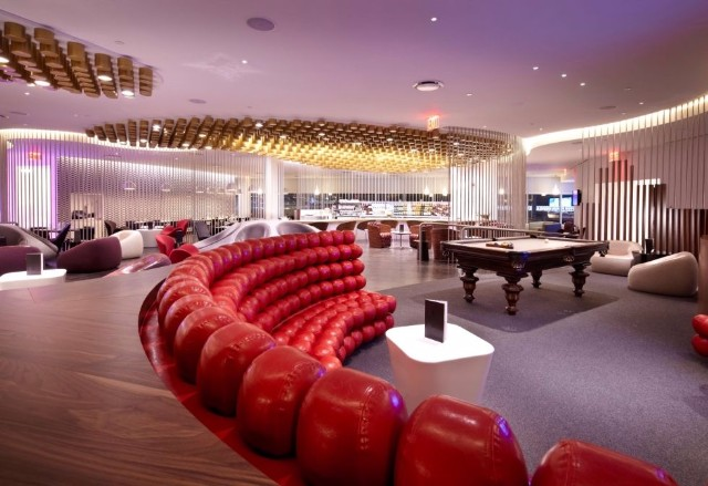 7 Airport Lounges That Will Inspire You To Travel More  7 Airport Lounges That Will Inspire You To Travel More airport lounges virgin atlantic jfk