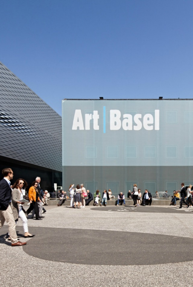 Art Basel 2017 Fair: Fresh Inspiration you will treasure capa 2