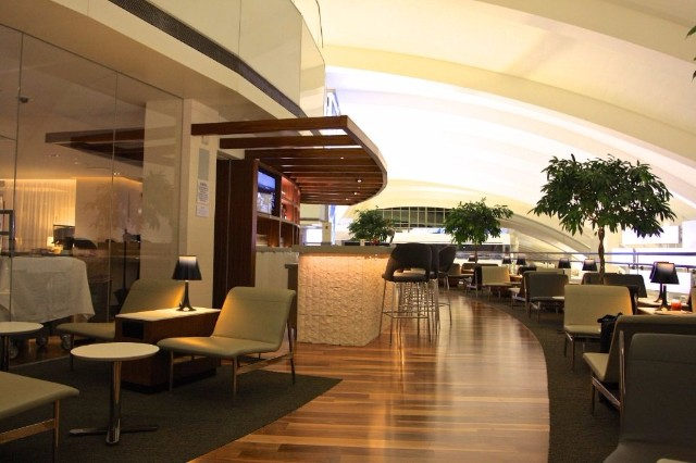 7 Airport Lounges That Will Inspire You To Travel More  7 Airport Lounges That Will Inspire You To Travel More gallery 1469051147 airport lounge star alliance lax