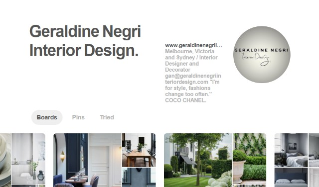 Top 10 Pinterest Accounts To Inspire Your Next Home Decor Project  Top 10 Pinterest Accounts To Inspire Your Next Home Decor Project geraldine