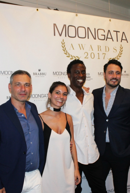 Discover The Best Moments of Moongata Awards 2017 in Madrid