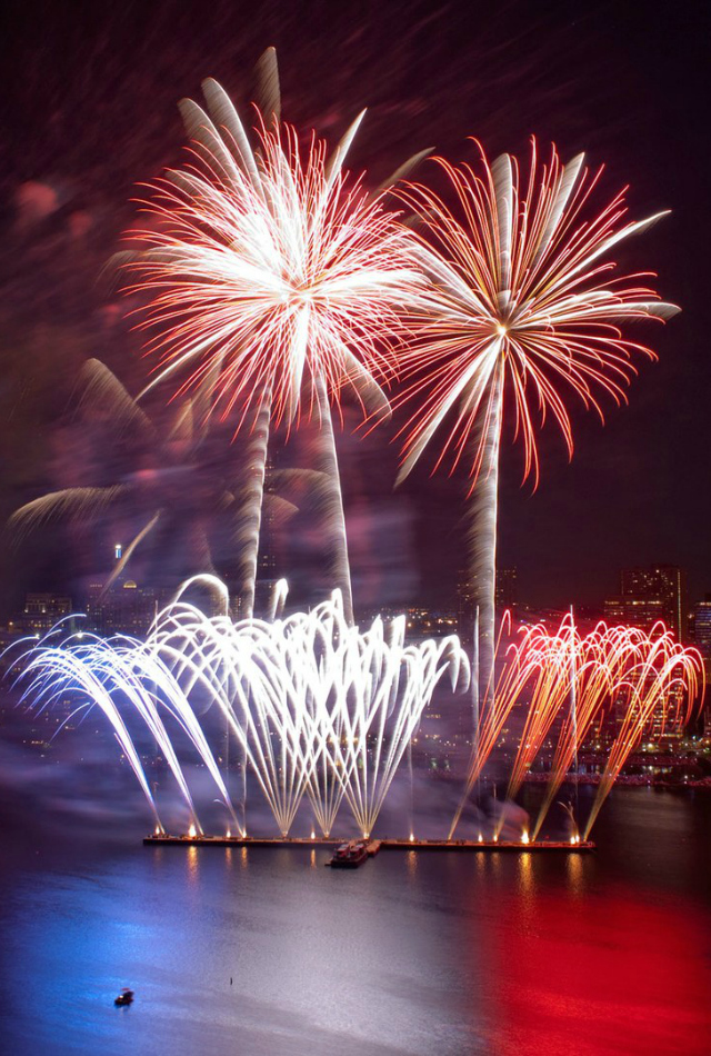 10 Must-See Fourth Of July Fireworks In The USA