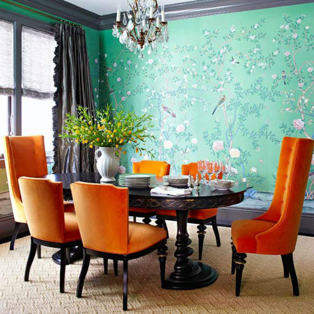 9 Eclectic Dining Room Ideas That Will Make You Long For A ...