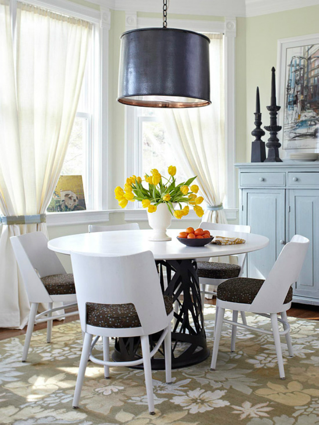 9 Eclectic Dining Room Ideas That Will Make You Long For A Makeover  9 Eclectic Dining Room Ideas That Will Make You Long For A Makeover 101566857