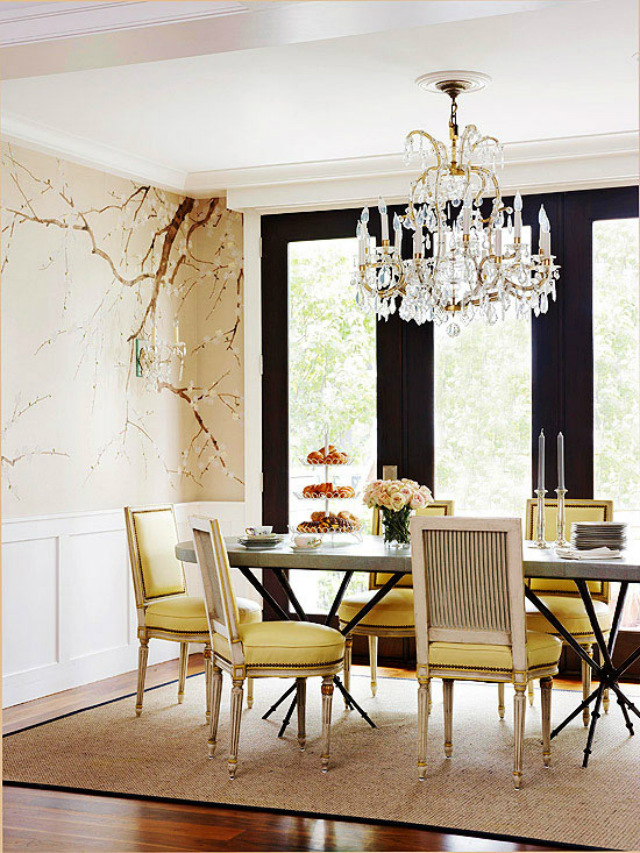 Warm And Cozy Dining Room Moodboard: 9 Eclectic Dining Room Ideas That Will Make You Long For A