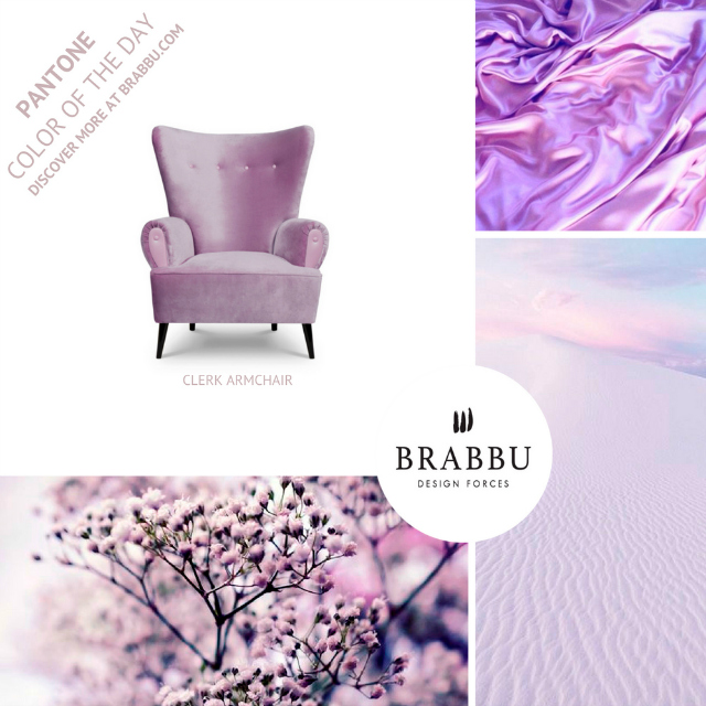 10 colour trends to decorate your home  10 colour trends to decorate your home A Week In Colors Five Color Trends To Add To Your Home Decor II Violet Ice