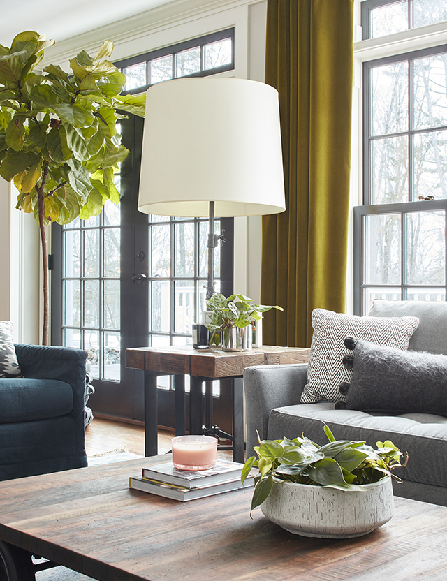 5 Striking Interior Designers in Boston that Will Give You Major Inspiration  5 Striking Interior Designers in Boston that Will Give You Major Inspiration Kristina Crestin Design  This Old House Northshore Farmhouse Side of Living Room