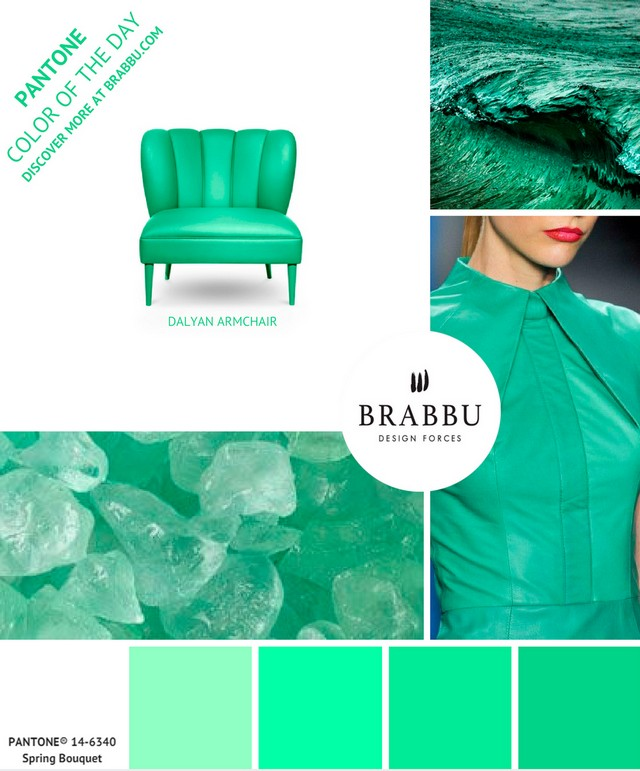A Week In Colors: Five Color Trends To Add To Your Home Decor III  A Week In Colors: Five Color Trends To Add To Your Home Decor III Spring Bouquet